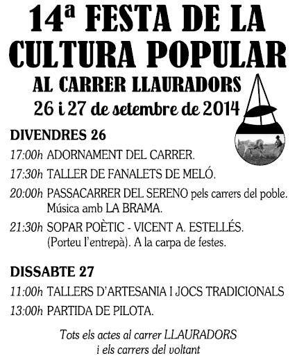 14aFesta de la cultura popular